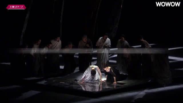 【卡里古拉】WOWOW将于3月14日播出舞台剧《卡里古拉》。