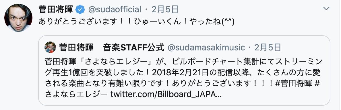 【官推更新】谢谢!!ひゅーい君!太好啦